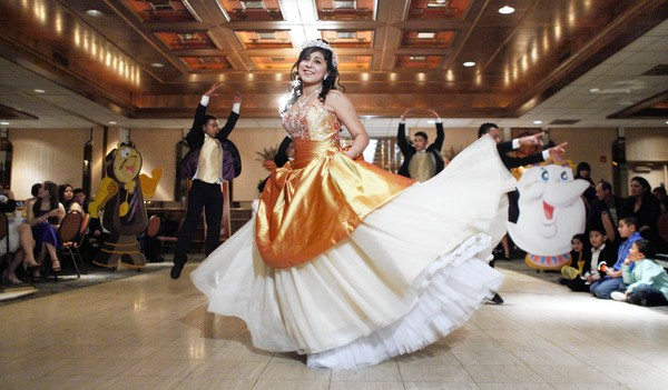 quinceanera - Wedding Traditions Around The World